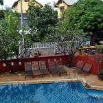 Два бюджетных отеля в Чианг Мае. Рекомендую!