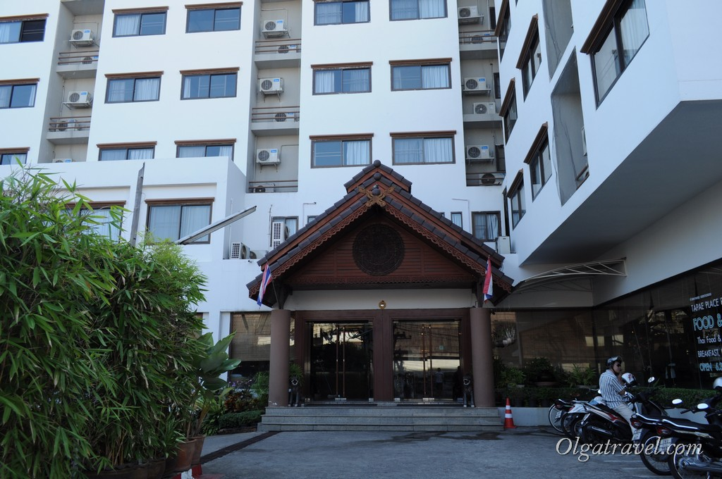 Tapae Place hotel 3