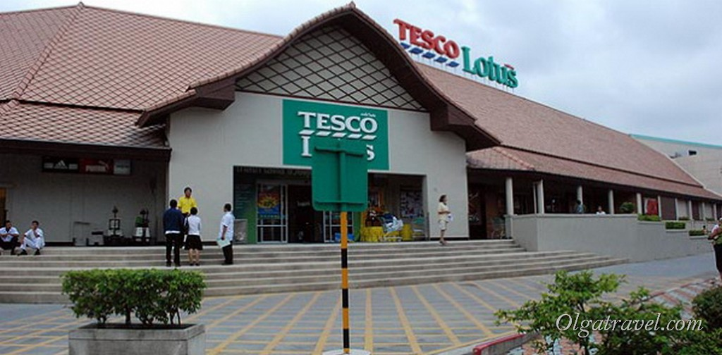 Tesco Lotus 2
