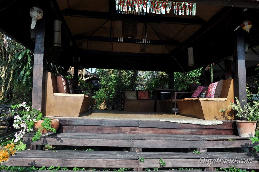 Baantawan Guesthouse Pai 11
