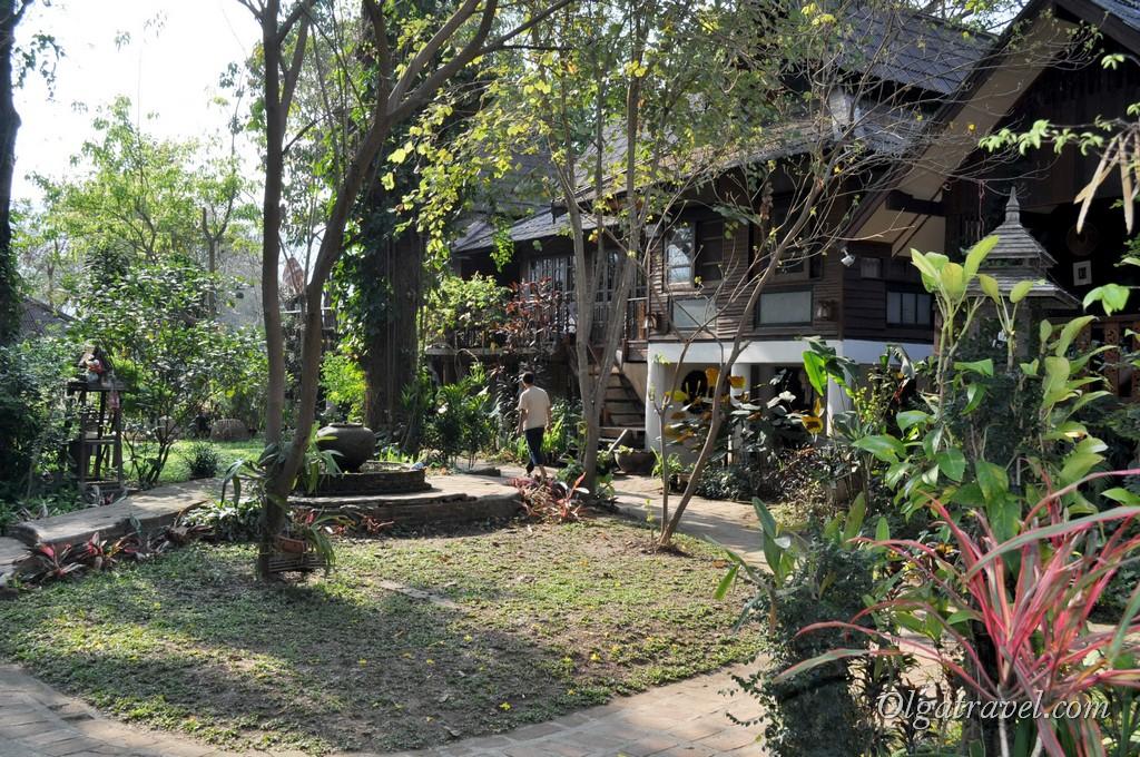 Baantawan Guesthouse Pai 13
