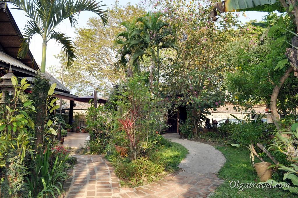 Baantawan Guesthouse Pai 14