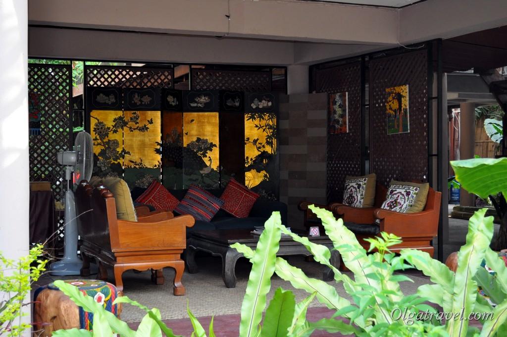 Baantawan Guesthouse Pai 8