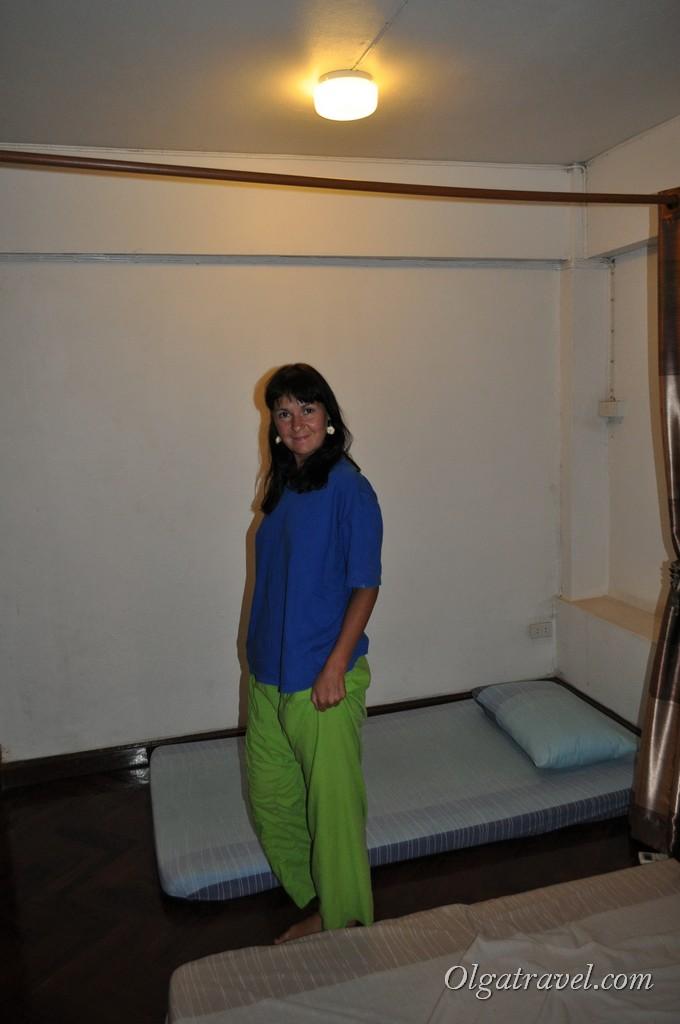 Чианг Рай, массаж