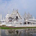 Белый храм в Таиланде – Ват Ронг Кхун (Wat Rong Khun)