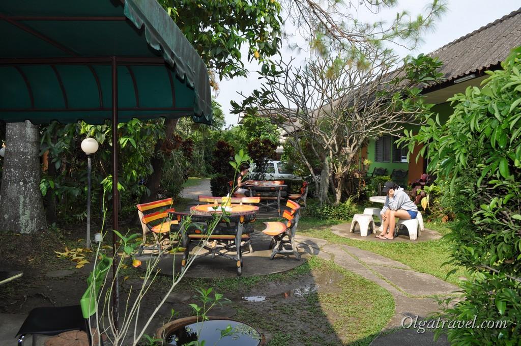 Отель Baan Bua Guest House в Чианг Рае