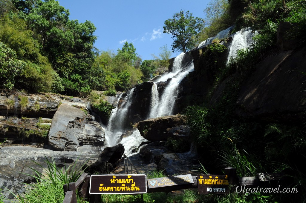 Doi_Inthanon_Mae_Klang_waterfall_3