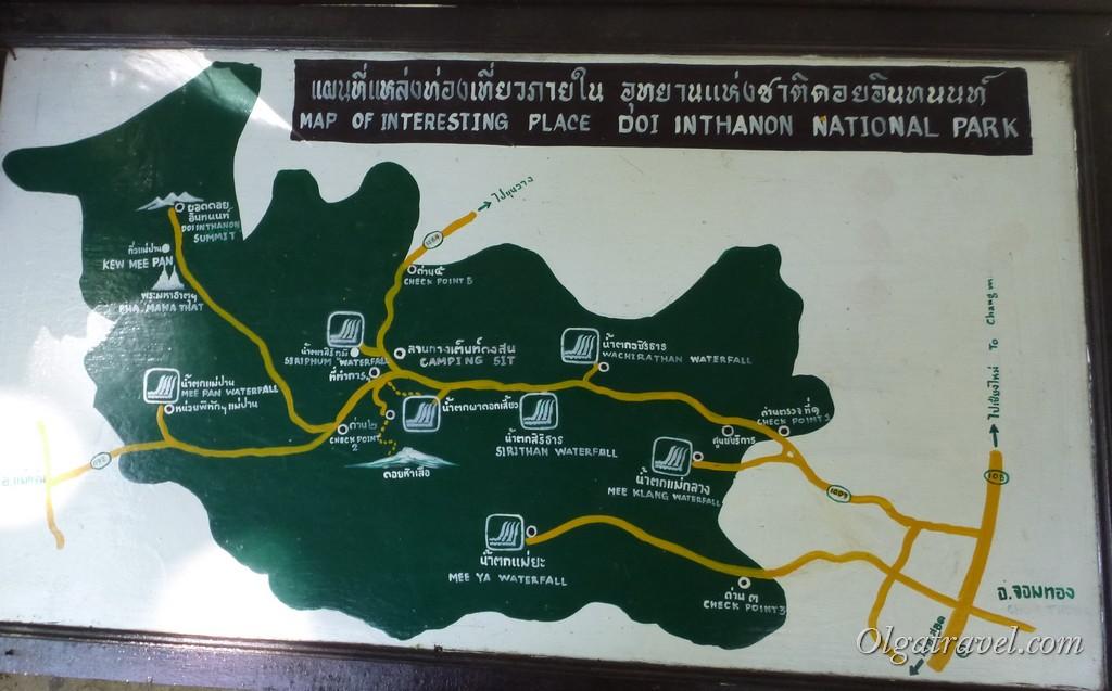 Doi_Inthanon_map-1