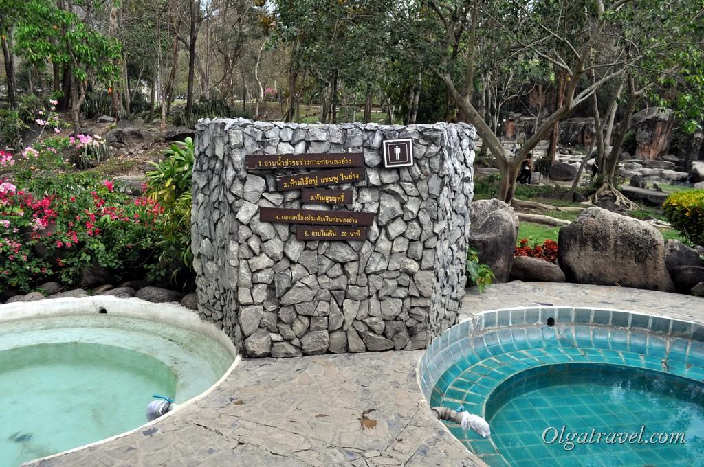 Минеральные ванны для мужчин