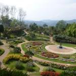 Север Таиланда: королевская вилла — Doi Tung Royal Villa и сад цветов – Mae Fah Luang Garden возле Чианг Рая