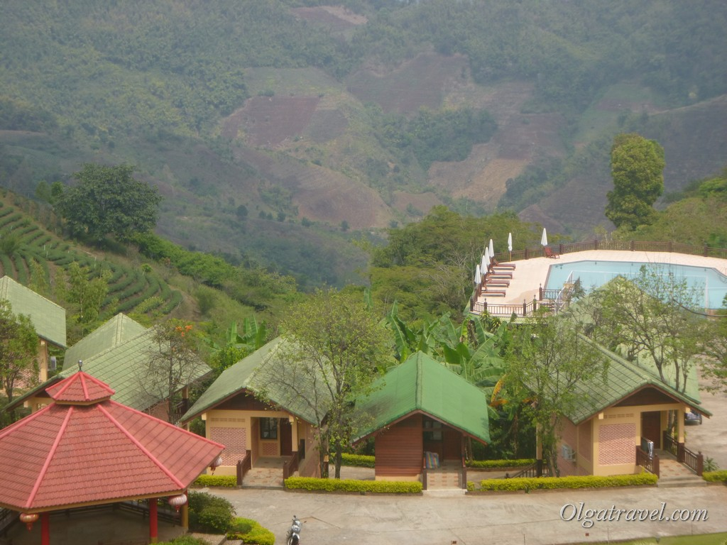 отель Maesalong Flowers Hills