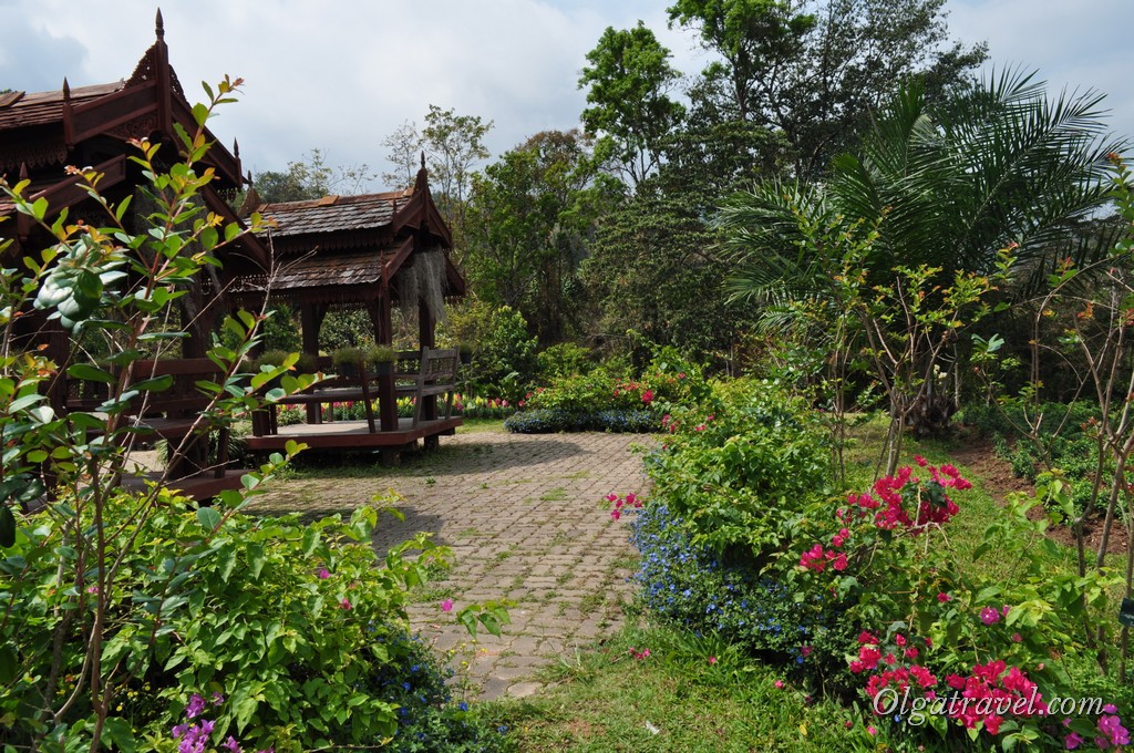 Queen Sirikit Botanic garden 13