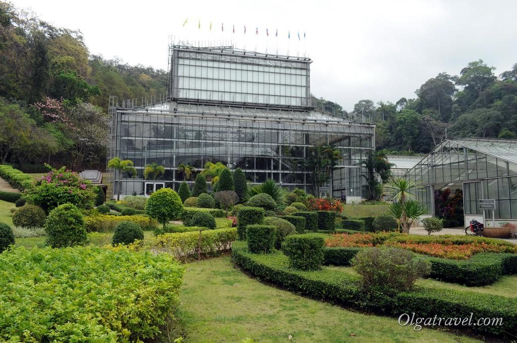 Queen Sirikit Botanic garden 23