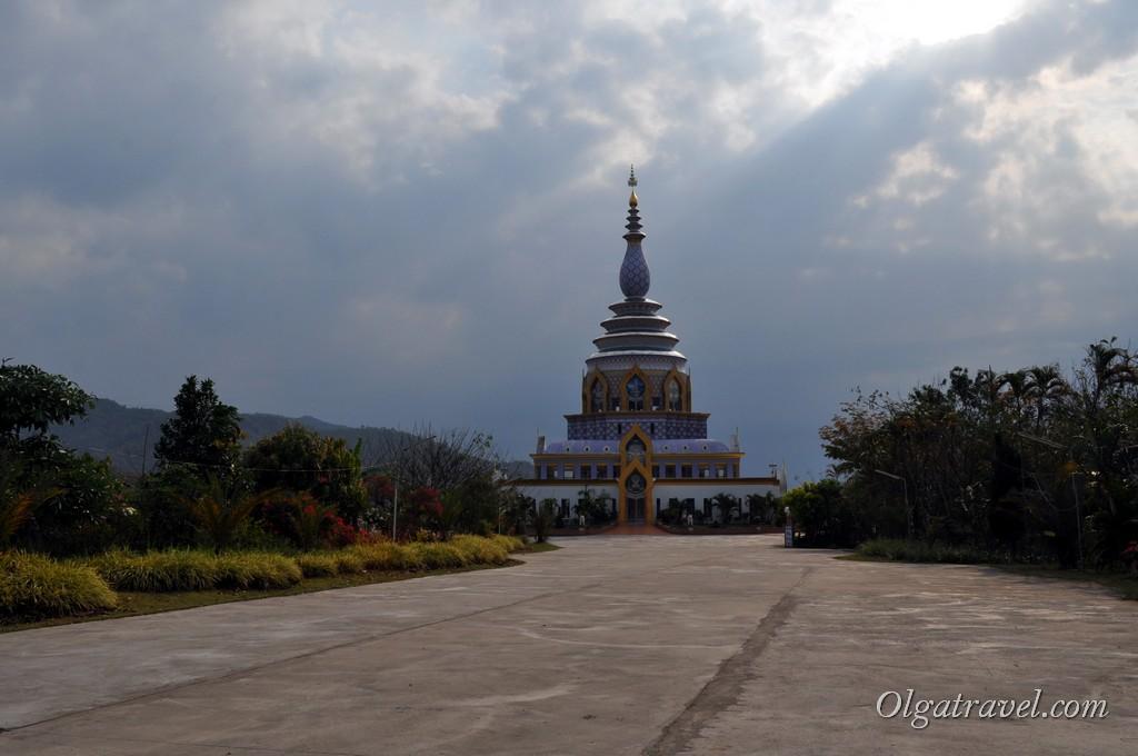 Пагода Wat Tha Ton