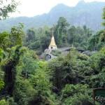 Чианг Дао: буддистский храм в скале – Wat Tham Pha Plong