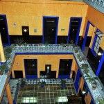 Недорогой отель в центре Мехико: Hotel Isabel