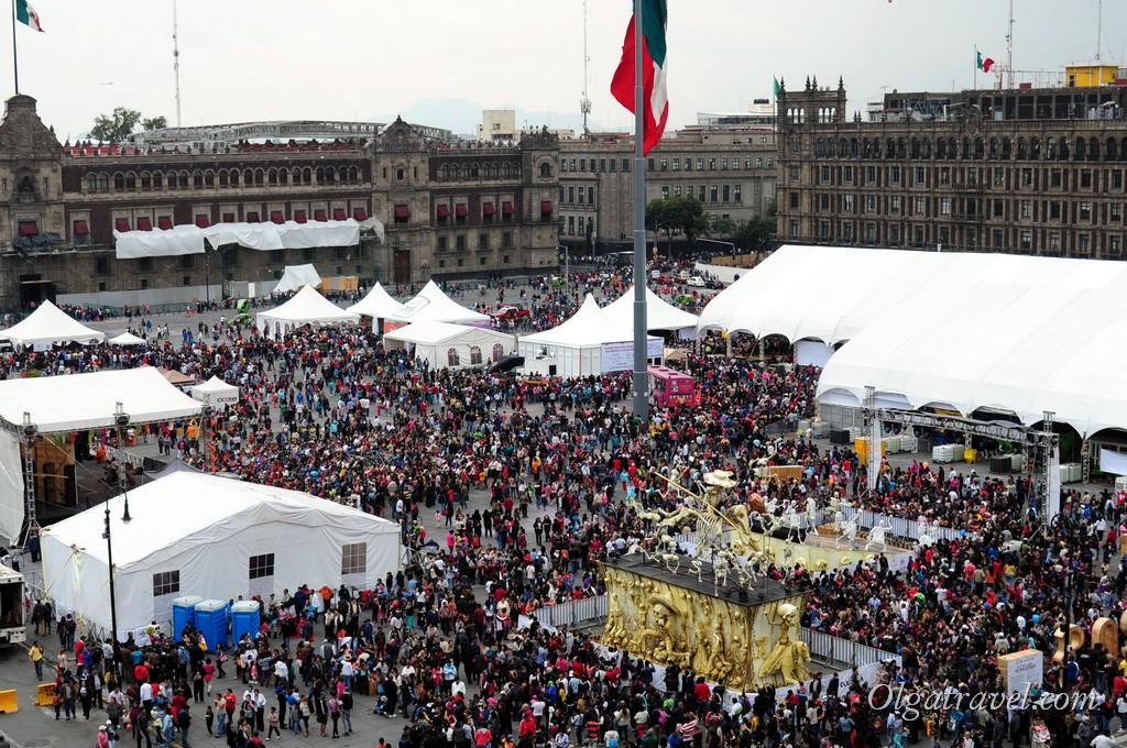 Zokalo Mexico