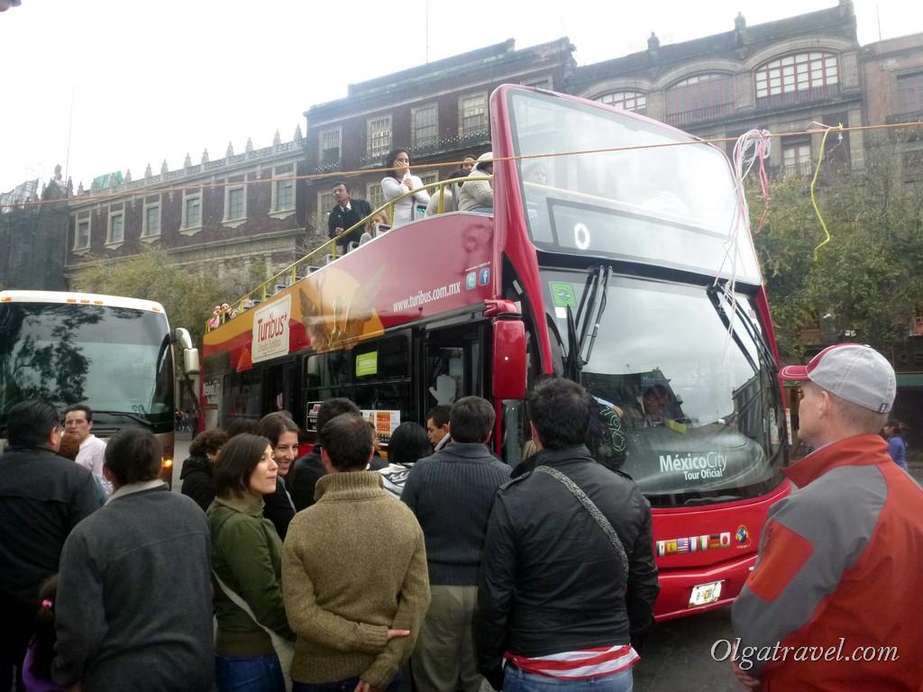 Туристический автобус Tutibus