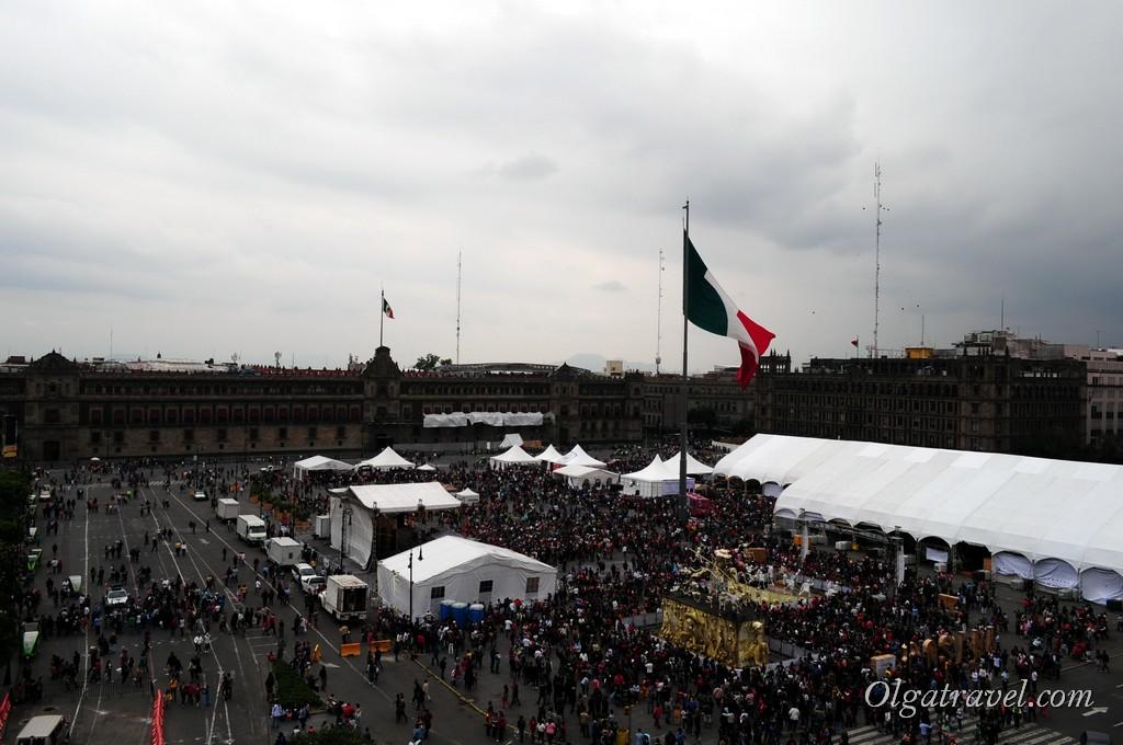 Сокало Мехико