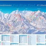 Австрия: планирование поездки на горнолыжный курорт