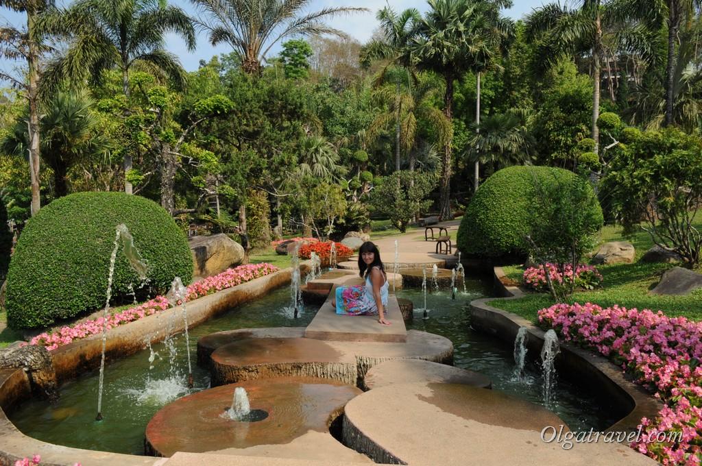 Сад цветов Мае Фа Луанг
