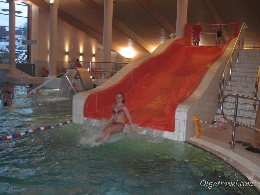 Термальный комплекс в Бялка Татранска