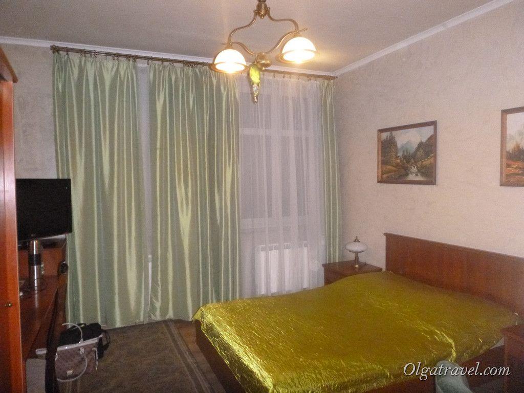 Наш номер в отеле Alabastro