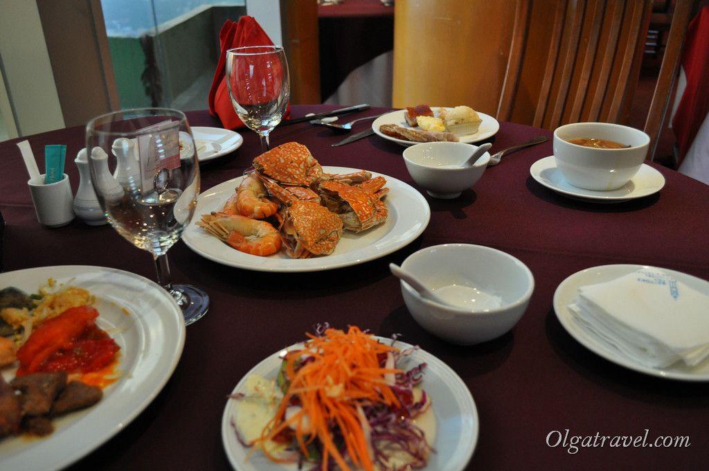 Байок Скай ресторан