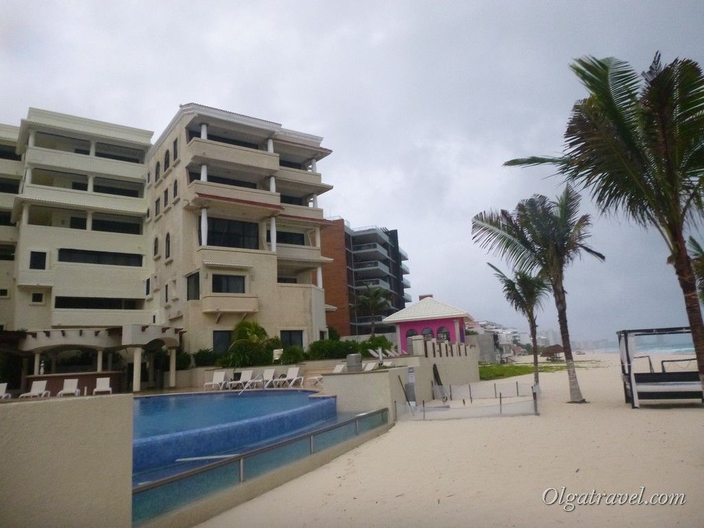 Пляж отеля Cancun Formerly Avalon Grand