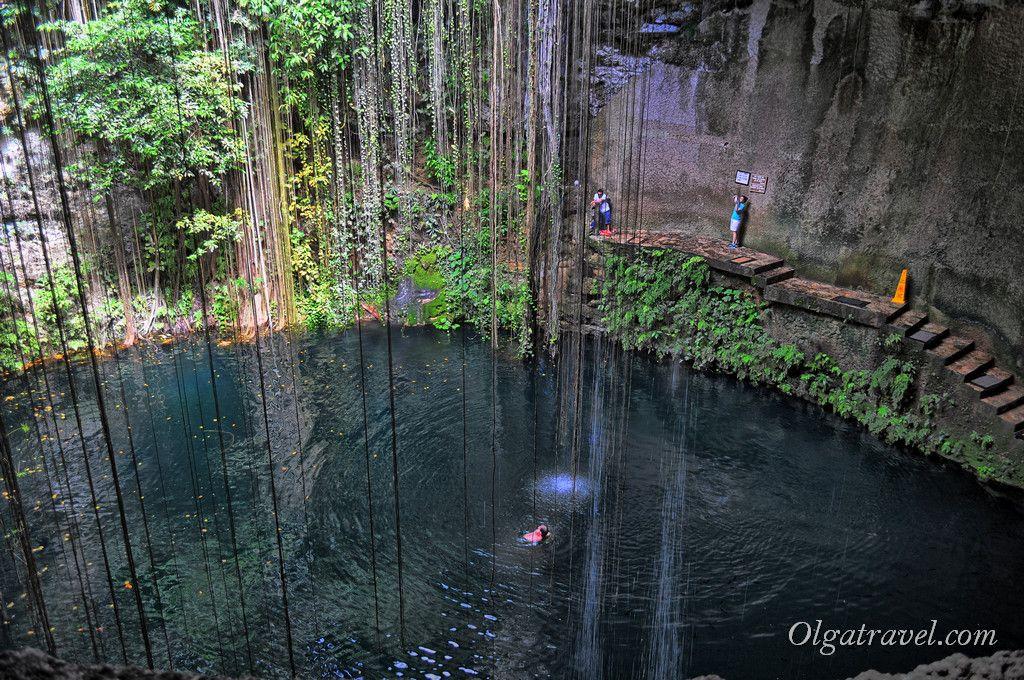 Mexico_Cenote_Ik_Kil_3