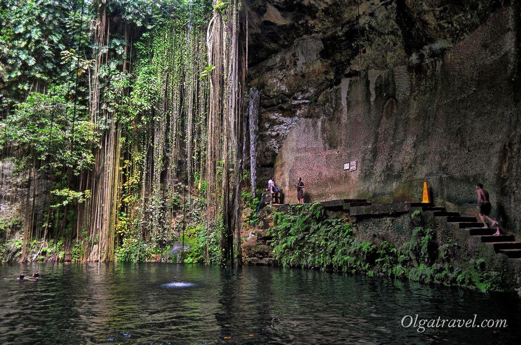 Mexico_Cenote_Ik_Kil_8
