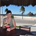 Мексика, Юкатан: город Прогресо на берегу Мексиканского залива рядом с Меридой