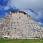 Мексика, Юкатан: древний город Ушмаль (Uxmal)