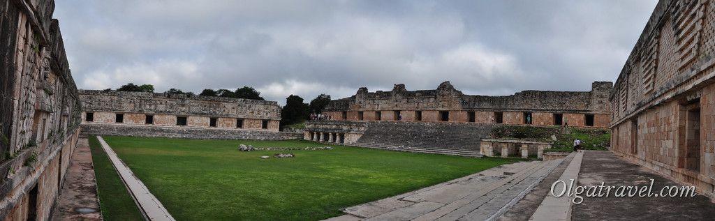 Двор Монахинь Ушмаль