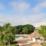 Мексика, Юкатан, Ушмаль: отель Uxmal Resort Maya