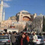 Собор Святой Софии (Айя-София) в Стамбуле