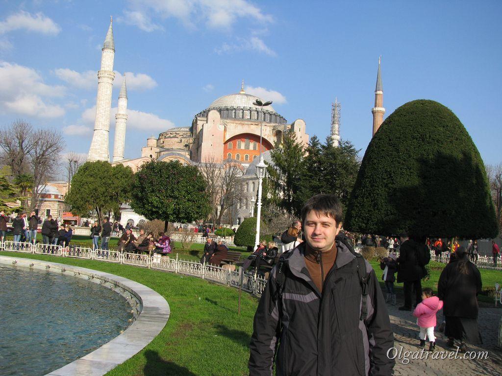 Айя-София Стамбул