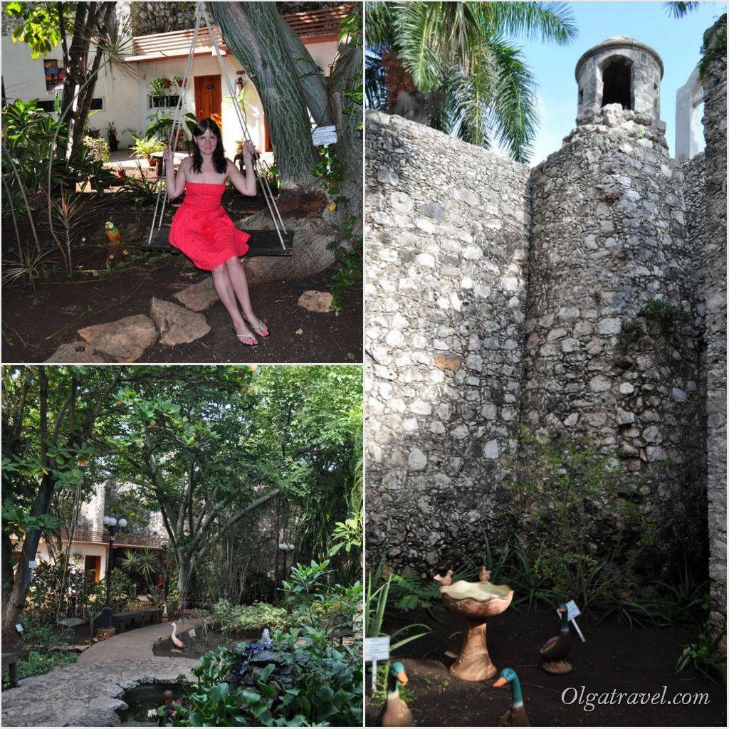 Ботанический сад Кампече