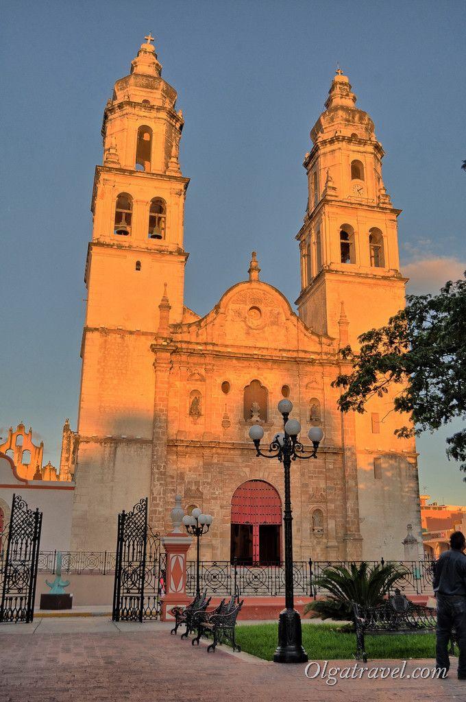Кафедральный собор Кампече