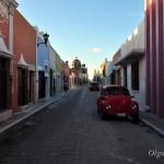 Мексика: разноцветный город-крепость Кампече на берегу Мексиканского залива