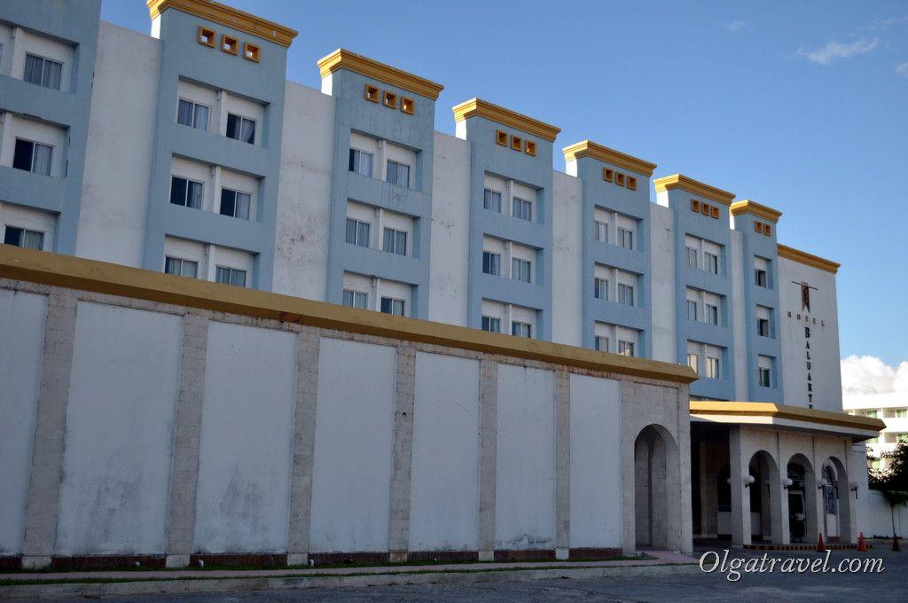 Отель Baluartes Кампече