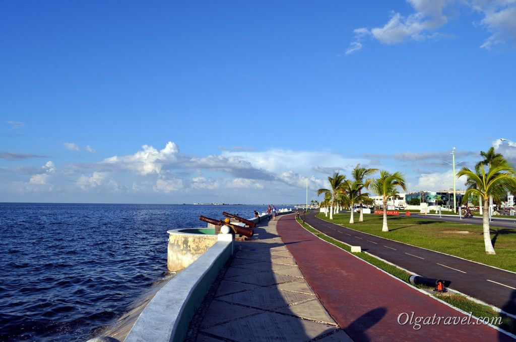 Campeche Baluartes hotel