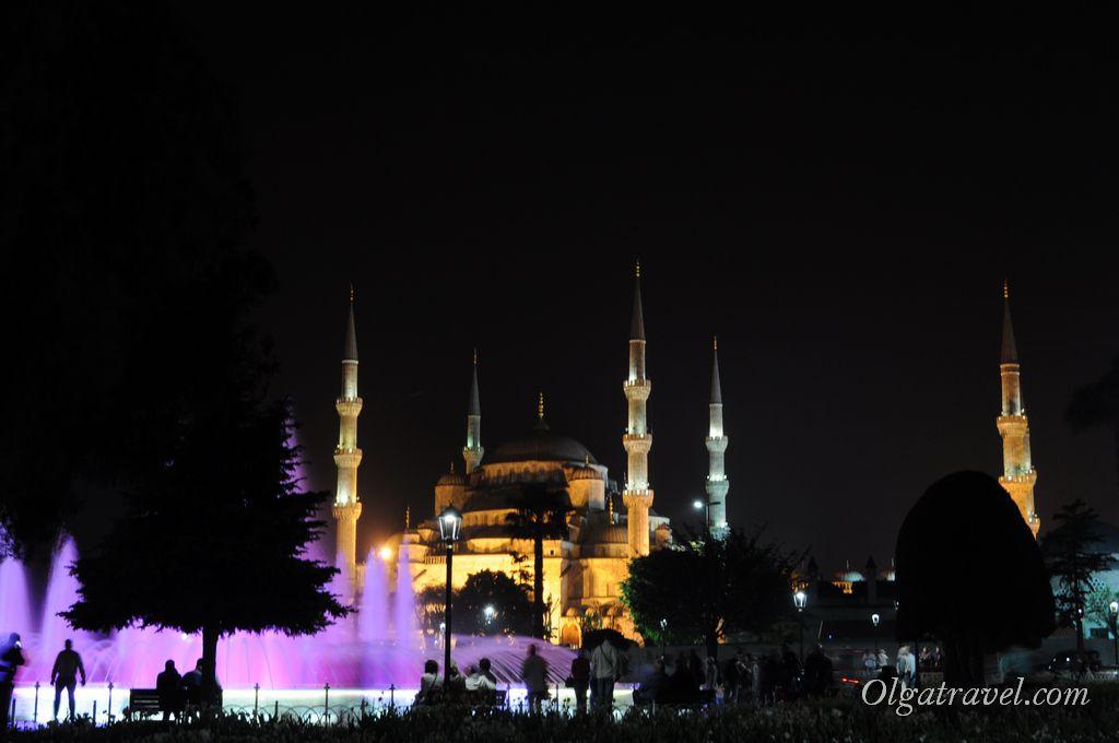Мечеть Султанахмед