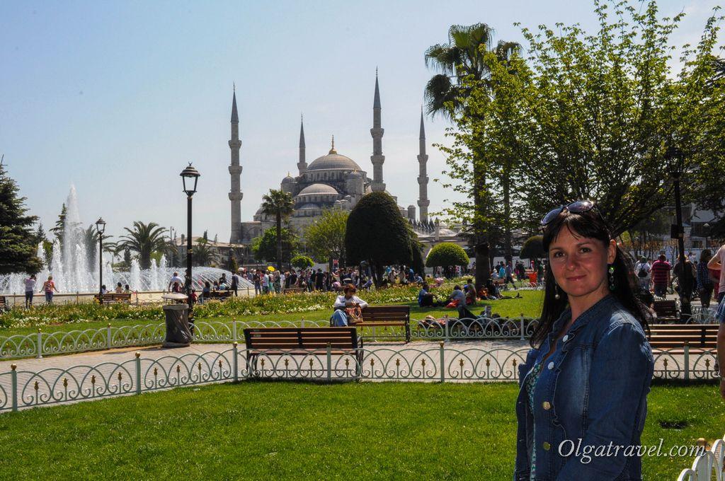 Стамбул - один из самых любимых городов