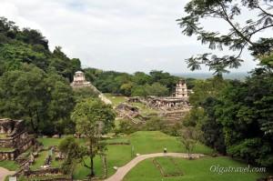 Мексика Паленке