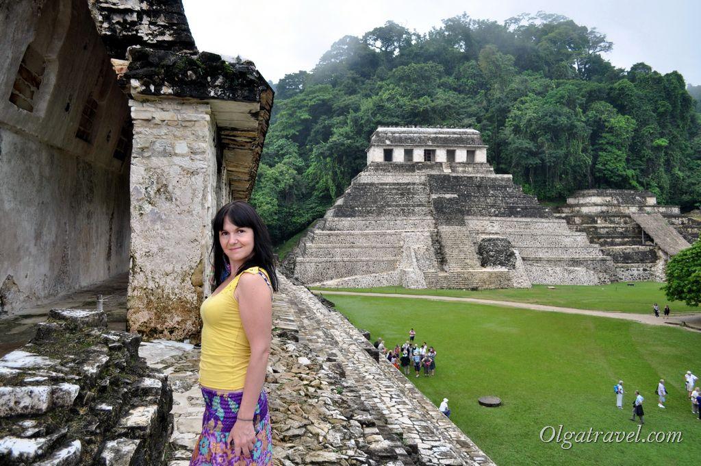 Паленке Мексика