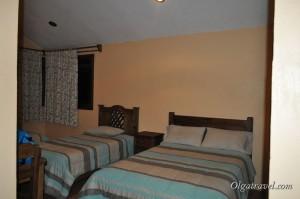 Наш номер в отеле Posada Sancris