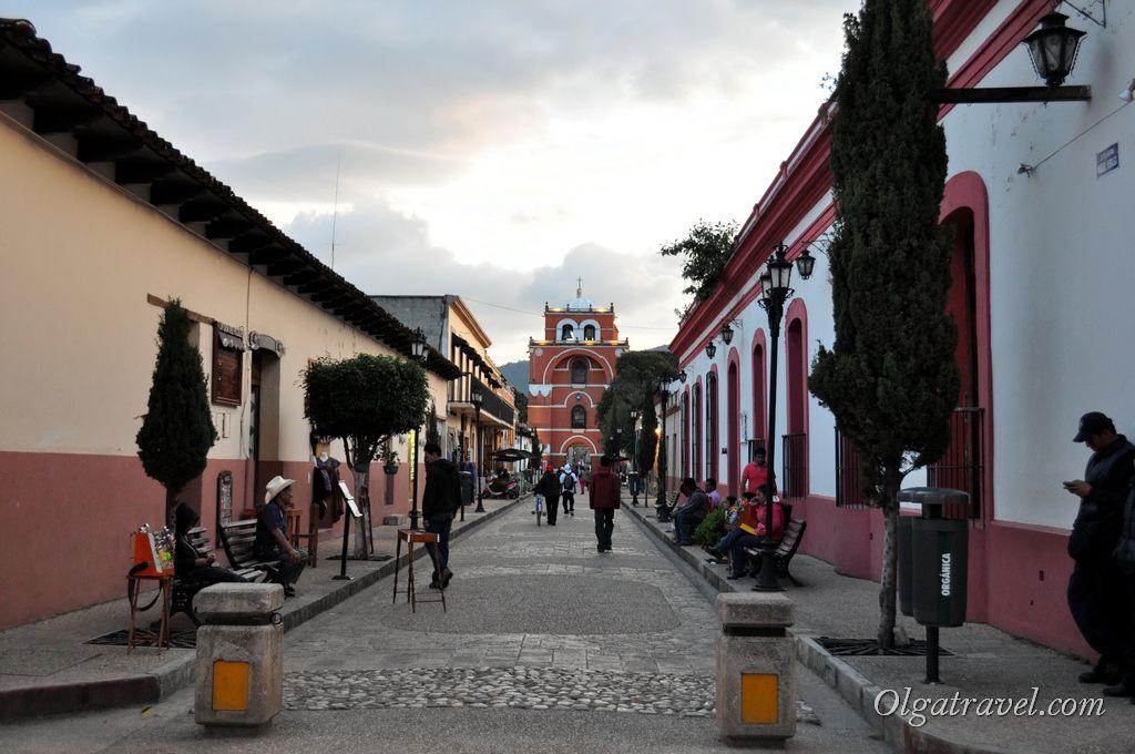 Мексика Сан-Кристобаль-де-лас-Касас