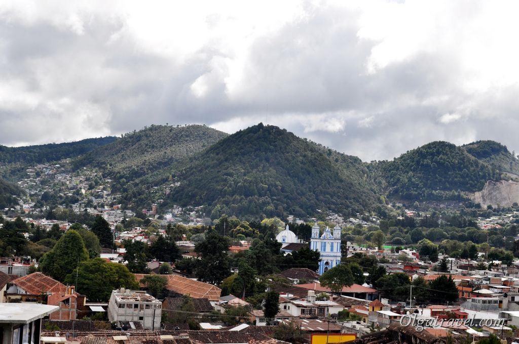 Сан Кристобаль Мексика штат Чьяпас
