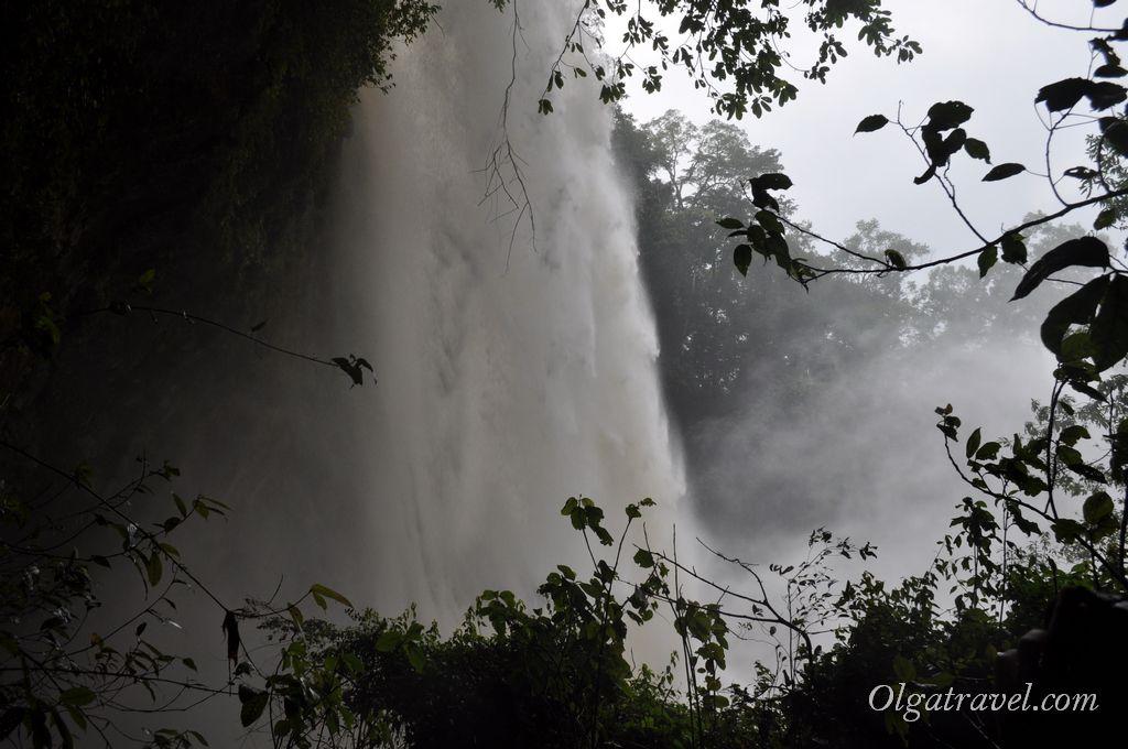 водопад Мексика